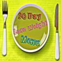 30 Day Lose Weight Menu
