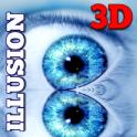 Visual 3D Optical Illusion