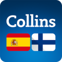 Collins Spanish-Finnish Dictionary