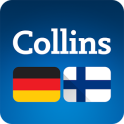 Collins German-Finnish Dictionary