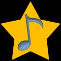 Gráficos Música Luxo