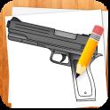 Cómo Dibujar Armas