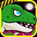 공룡 배틀 격투 게임