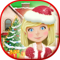 Christmas Dollhouse Games 3D