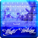 Winter Holiday Keyboard Themes