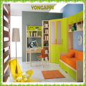 New Colorful Kid Bedroom Idea