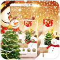 Christmas Snowman Theme