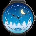 Reloj Aplicación para Navidad