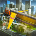Flying Train Sim