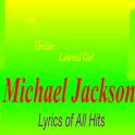 Michael Jackson Hits Lyrics