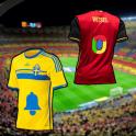 Soccer jerseys theme
