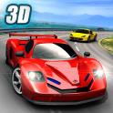 Real 3D Car Racing Turbo