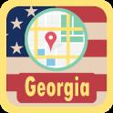 USA Georgia Maps