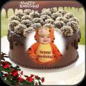 Birthday Cakes Photo Frames