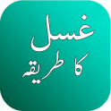 Ghusl (غسل) Ka Tareeqa - Islam ke Ain Mutabiq