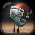 Holiday Santa-Claus Snow LWP