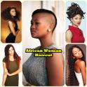 African Woman Haircut 2017