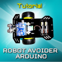 Tutorial Robot Avoider Arduino
