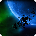 Asteroid 3D Live Wallpaper