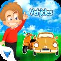 Vehicles Puzzle Slider