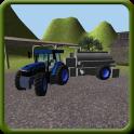 Tractor Simulator 3D: Slurry