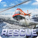 Helicopter Snow Hill Rescue 17