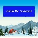 ShakeMe Snowman
