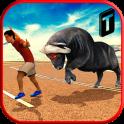 Angry Buffalo Attack 3D