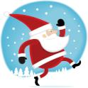 산타 크리스마스 러너