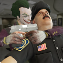 Clown Bank Robbery Heist