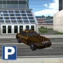 California Taxi Parking Drive