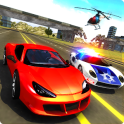 Police Car vs Gangster Escape