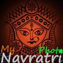 My Navratri Photo