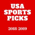 Free USA Sports Predictions 2018