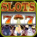 Alice in Magic World Slots-Vegas Slot Machine Game