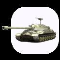 360° IS-7 Tank Wallpaper