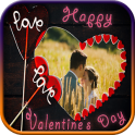 Valentine's Day Photo Frame