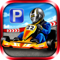 Go Kart Parking & Racing Game