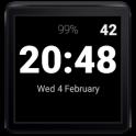Everyday Digital Watch Face
