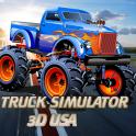 Truck Simulator 3D USA