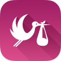 Baby-Stork