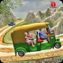 Mountain Auto Tuk Tuk Rickshaw : New Games 2019