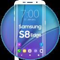 S8 Edge Launcher Theme