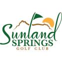 Sunland Springs Golf Tee Times