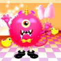 Dress Up Funny Monster
