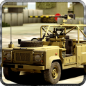 Combat Jeep Driving Simulator