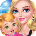 Babysitter & Baby
