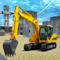 City Excavator Construction