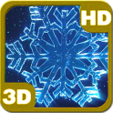 Crystal Snowflakes Snowfall