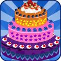 Delicious Cake Make Decoration